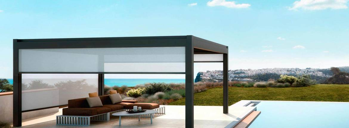 Motorized Electric Patio And Outdoor Awnings