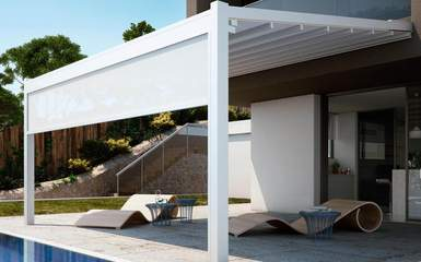 Free Standing Awnings Canopies For Decks And Patios