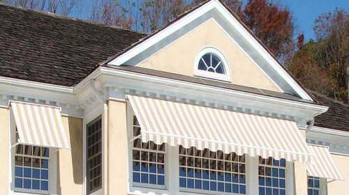 house window awnings mobile home retractablewindowawningskeepingahousecool side and drop arm awnings retractable