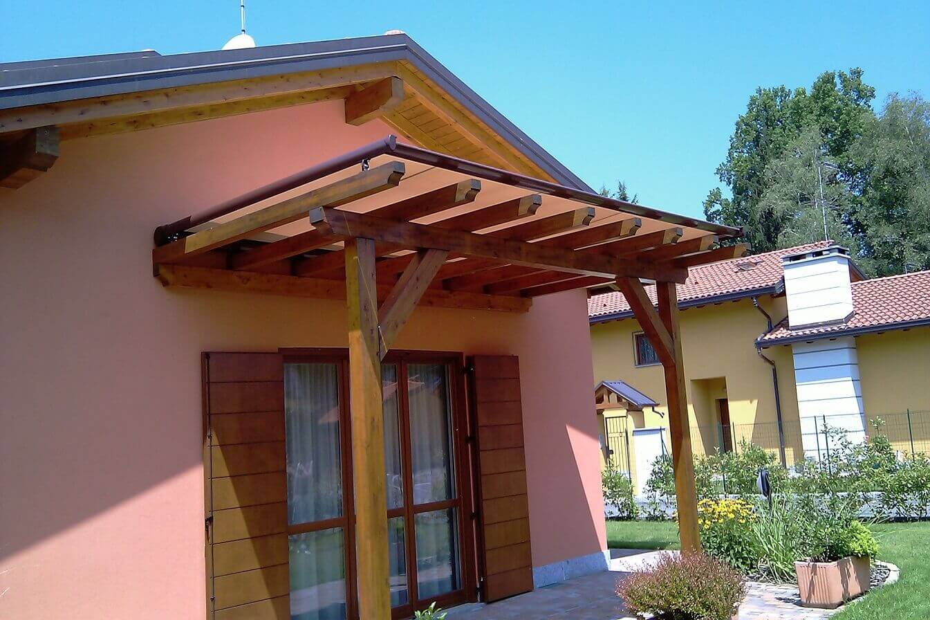 retractable house pergola cover