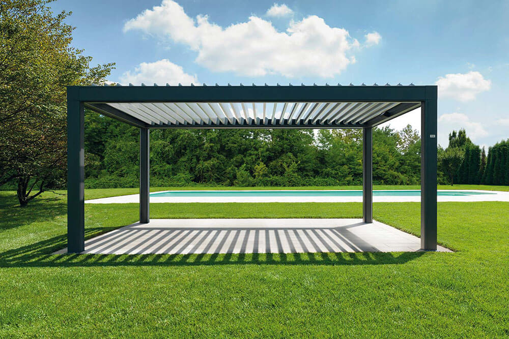 electric awnings outdoor application