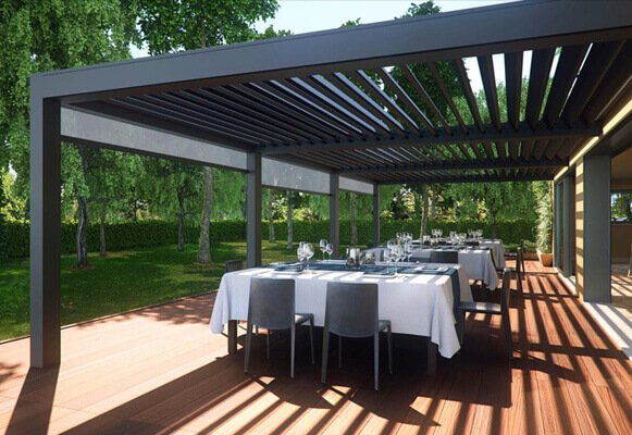 retractable-awnings-louver-roof