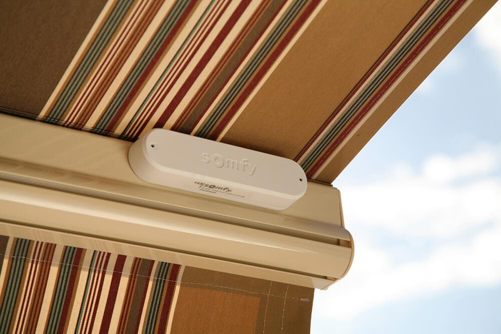 awnings Eolis 3D Front Bar
