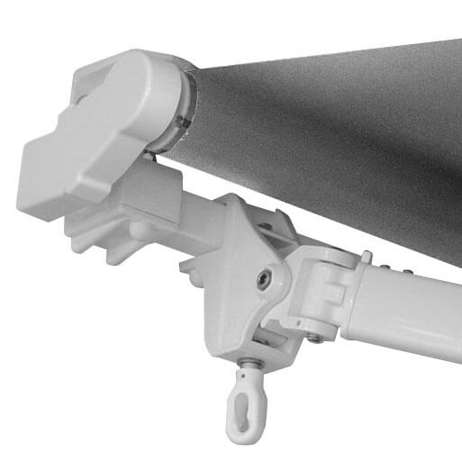 palermo plus retractable awning arm pitch adjustment