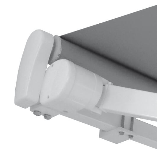 Folding Lateral Arm Retractable Awnings |The Roma Awning