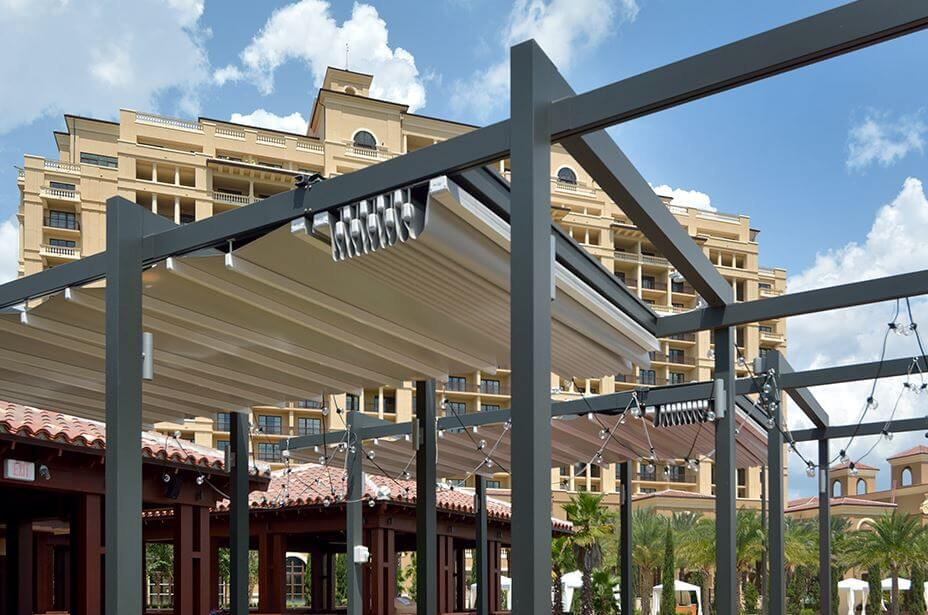 Motorized Retractable Patio Cover | The Forli | Function ...